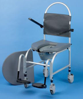Commode Shower Chair & Bariatric Commode Chairs UK ...