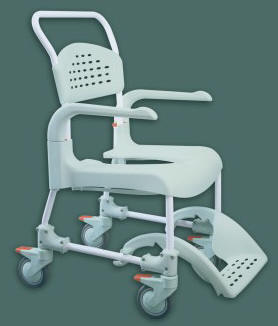etac clean wheeled shower commode chair commode shower chairs for the disabled uk