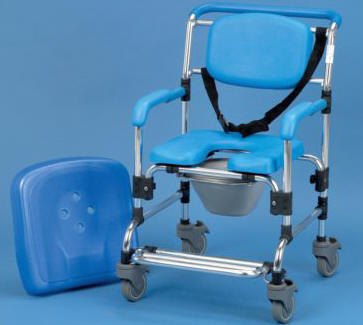 ocean wheeled shower commode chair commode shower chairs for the disabled uk