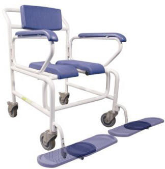 Standard Commodes And Wheeled Portable Commode Chairs UK