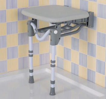 Wall Mounted Shower Seats - Rehabilitation, Mobility & Disability ...
